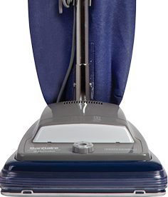 Sanitaire Vacuum Cleaner Upright Blue S645 American