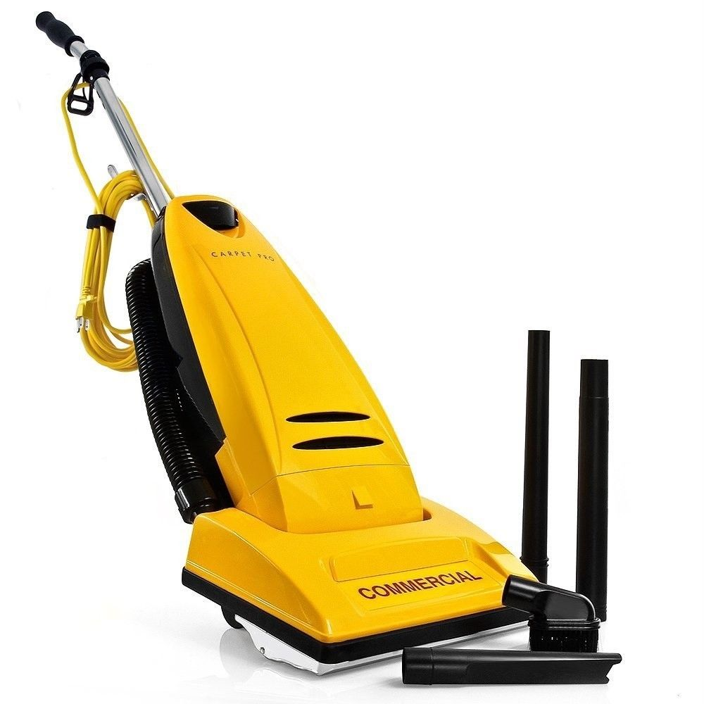 Carpet Pro CPU-2T Upright Commercial Vacuum ...