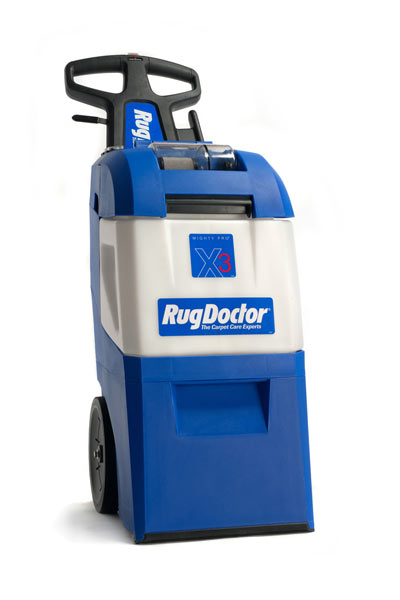 Superb Rug Doctor Mighty Pro X3