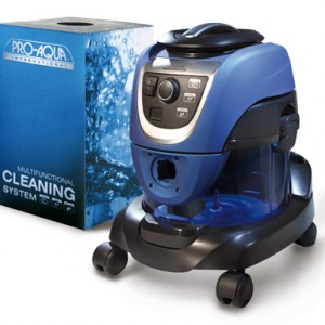 Proaqua Water Based Canister Vacuum American Vacuum Company