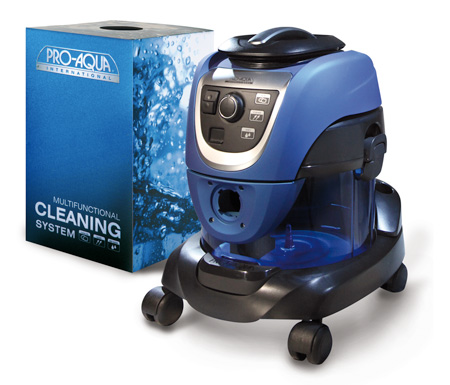 ProAqua Water-Based Canister Vacuum