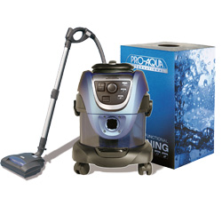 proaqua water based canister vacuum - Vacuum Cleaners With Water