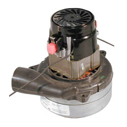 Beam central vacuum motor for Tangential bypass motor central vacuum