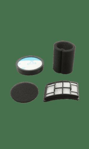 Filter Set for Riccar Broom Vac R60